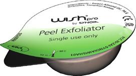Capsula pentru peeling - WishPro